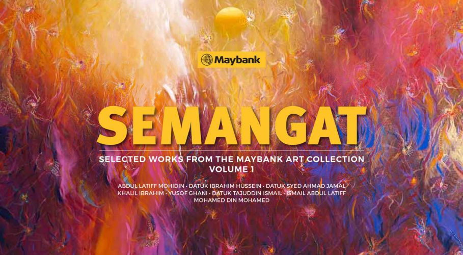 Semangat 2020 from Maybank Art Collections