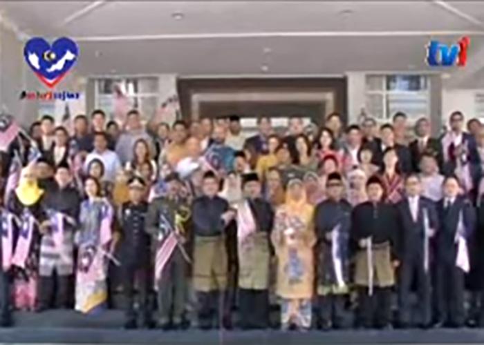 Sambutan Merdeka - Turut Dirai Rakyat Malaysia di Kemboja (31 Ogos 2016)