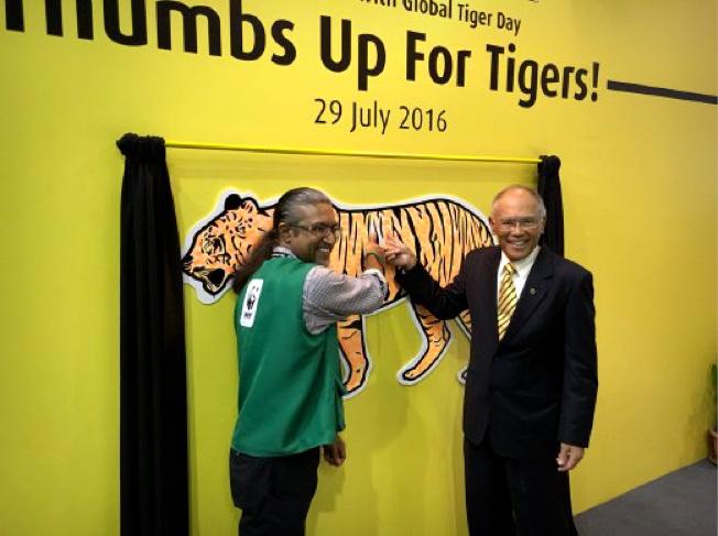 Yayasan Maybank peruntuk RM5j projek Konservasi Harimau